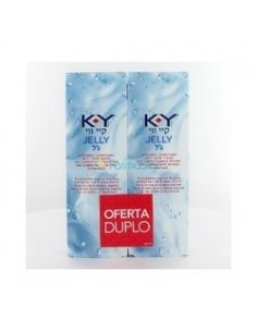 K-Y GEL LUBRICANTE HIDROSOLUBLE INTIMO 75 ML 2 U