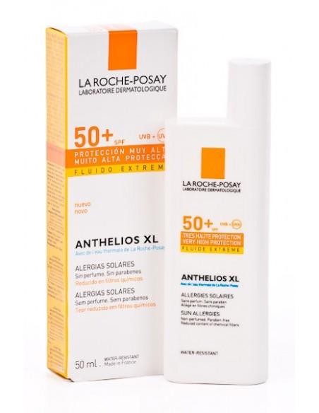 ANTHELIOS 50 XL FLUIDO EXTREMO ROSTRO LA ROCHE P