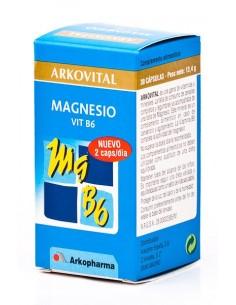 ARKOVITAL MAGNESIO 50 CAPS