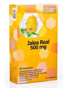 JALEA REAL FRESCA 50O MG.
