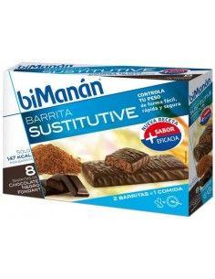BIMANAN BARRITAS CHOCOLATE NEGRO FONDANT 320 G 4