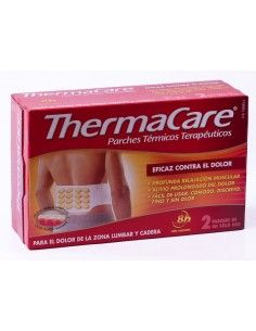 THERMACARE LUMBAR Y CADERA 2 PARCHES