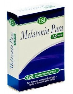MELATONIN PURA 1 MG 120 TABLETAS