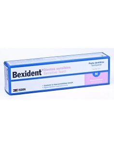 BEXIDENT D. SENSIBLES PASTA 75 ML (ROSA)