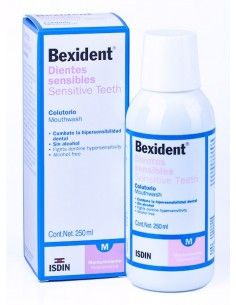 BEXIDENT D. SENSIBLES  COLUTORIO 250 ML (ROSA)