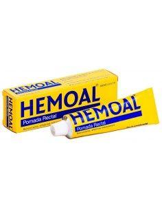 HEMOAL POMADA 30 GR