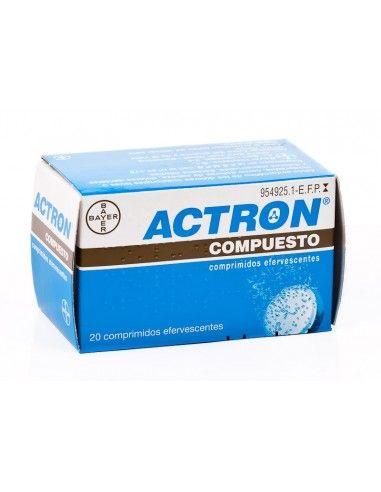 ACTRON COMPUESTO 20 COMP